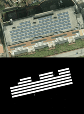 Monitoring solar panels for government agencies